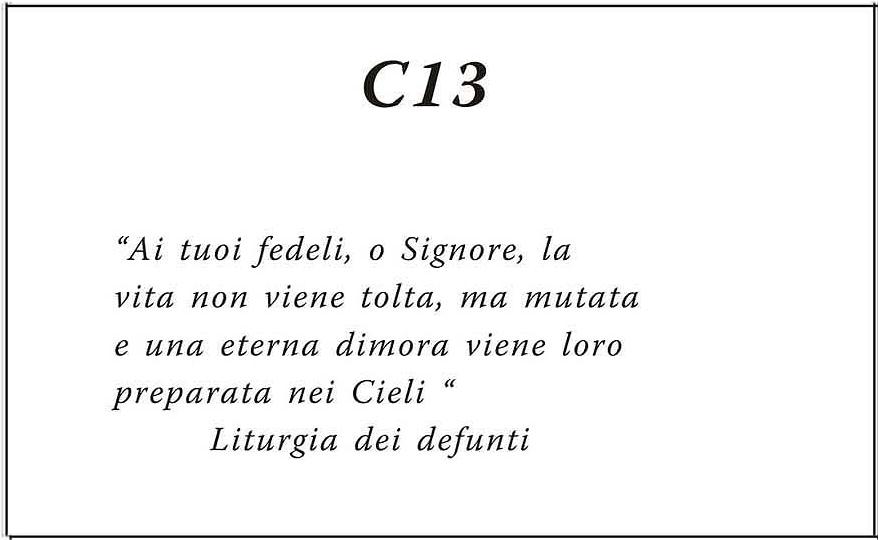 Conosciuto Esempi Frasi Ricordini Funebri IE69