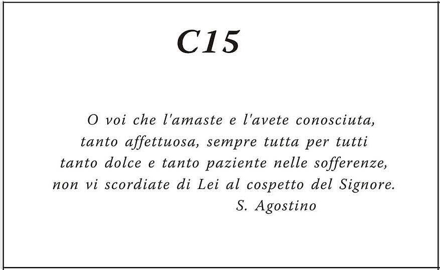 Esempi Frasi Ricordini Funebri